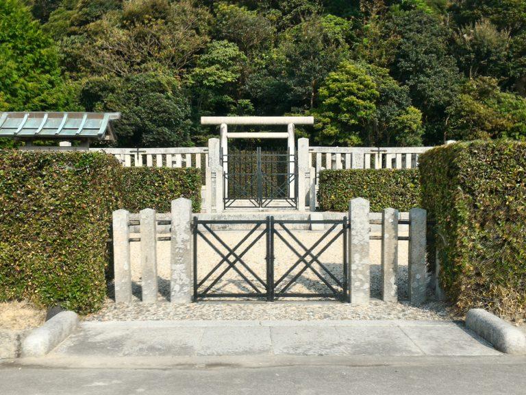 天皇陵古墳